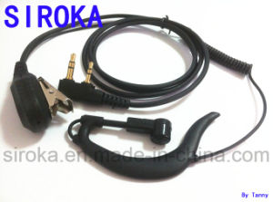 China Talkie Two Way Radio Ear-Hook Earphone for Interphone pictures & photos