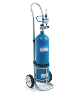 Portable Oxygen Cylinder for Medical Emergency Use pictures & photos