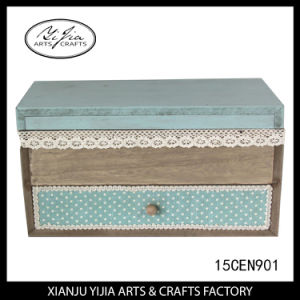 Jewelry Storage Box for Home Decoration with Drawer pictures & photos