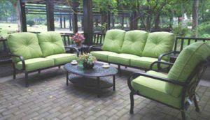 Garden Cast Aluminum Chat Group Furniture pictures & photos