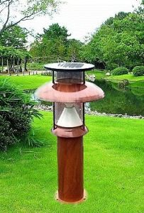Energy-Saving Portable LED Solar Lawn Lights (SZYL-SLL-N201) pictures & photos
