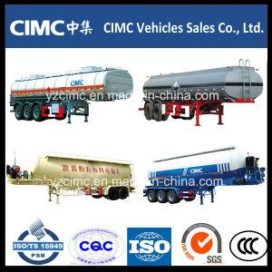 Cimc Trailer Fuel Tanker Trailer / Cement Tanker Trailer pictures & photos