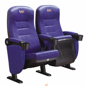 Auditorium Seat Home Theater Cinema Hall Movie Chair (HJ9505B) pictures & photos