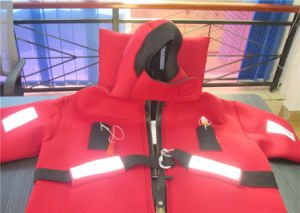 Solas Thermal Insulation Immersion Suit pictures & photos