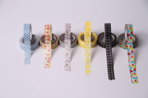 Beautiful Washi Paper Tape with High Quality pictures & photos
