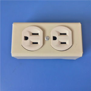 America Style with Ground Wall Sockets (W-060) pictures & photos