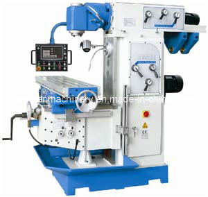 Table 1500X360mm Swivel Head Universal Milling Machine pictures & photos
