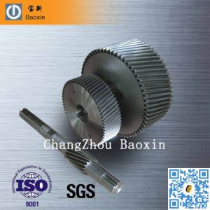 Gearboxes Made in China by Baoxin Large Forging Gears pictures & photos