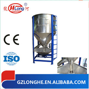 Rubber Screw Mixer Blender