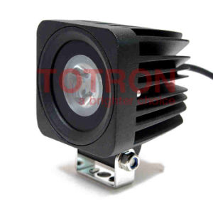 "LED Work Light 2"" 10W 9-32V Square 900 Lumen (T1110) pictures & photos"
