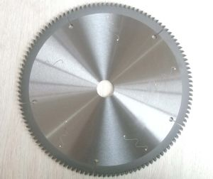 "10""*120t Tct Saw Blade for Aluminum"