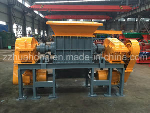 Paper Plastic Cutting Shredder Machine, Tyre Shre pictures & photos