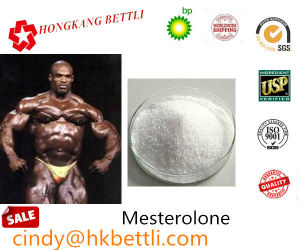 Androviron Anti-Estrogen Steroids Oral Safe Proviron Powder 1424-00-6 pictures & photos