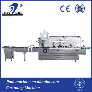 High Speed Fully Automatic Cartoning Machine for Bottle/Vial