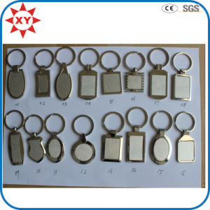 Factory Supply Custom Logo Blank Keychain pictures & photos