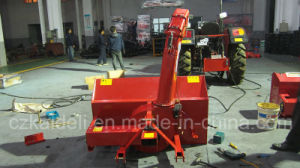 High Quality and Best Selling Automatic Rear Snow Blower pictures & photos