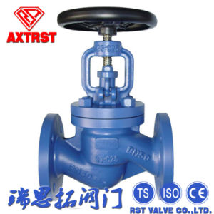 DIN 3202 F1 Flange Stainless Steel Globe Valve pictures & photos