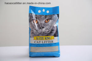 Bentonite Cat Cleaning- Clumping Odor Control pictures & photos