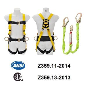ANSI Full Body Harness (JE115021) pictures & photos