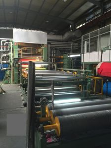 PVC Leather Making Production Line pictures & photos