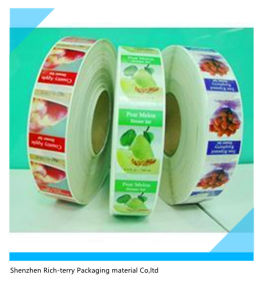 Daily Chemical Product Label Printing pictures & photos