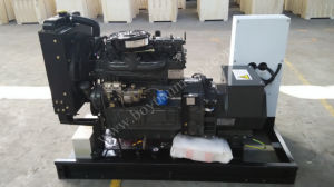 Open Type Diesel Genset 24kw (GF2-24KW) pictures & photos