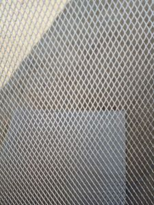 Factory Diamond Hole 96′*27′ Expanded Metal Mesh Fence pictures & photos