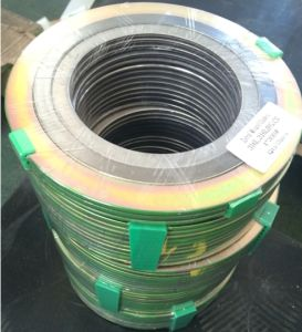 Spiral Wound Gaskets 316L. 316lfg. CS (SUNWELL) pictures & photos
