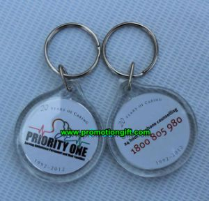 Photo Acrylic Keyring pictures & photos
