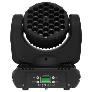 Professional 36PCS 3W LED Beam Wash Moving Head