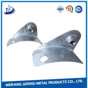 Stainless Steel Metal Deep Drawing Stamping Spring Clip with Powder Coating Service pictures & photos