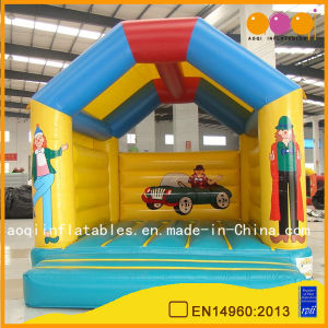 Tent Shape Inflatable Jump Bouncer Kid Moon Bounce (AQ02103-1) pictures & photos
