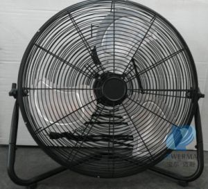 "20"" High Velocity Floor Fan Hv-20L pictures & photos"
