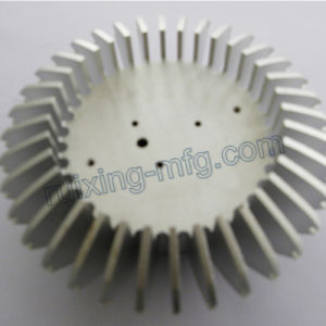 Customized LED Lighting Aluminum Extrusion Lamp Holder pictures & photos