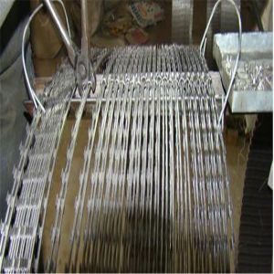 PVC Coated Wire Mesh Fence for Highway and Railway pictures & photos