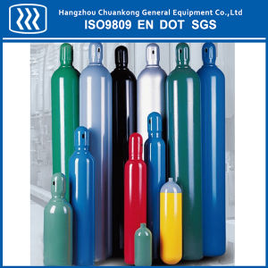 Seamless Steel CO2 Oxygen Nitrogen Argon Acetylene Gas Cylinder pictures & photos
