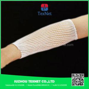 Wound Orthopedic Gauze Emergency Surgical Elastic Net Bandage pictures & photos