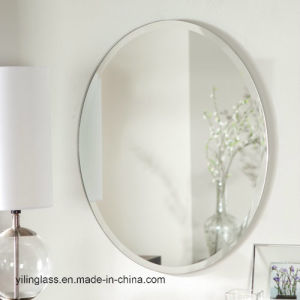 Frameless Mirror for Bath Room pictures & photos