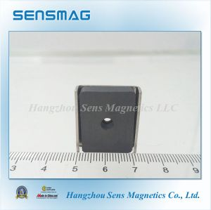 Powerful Custom Permanent Ferrite Magnet for Generator, Motor pictures & photos