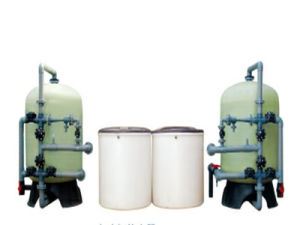 Large Capacity Ion-Exchange Water Softener to Remove Hardness pictures & photos