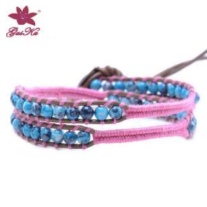 Fashion Handmade Bracelet for Wholesale (2015 Wvb-127) pictures & photos