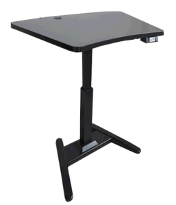 Electric Single Foot Reception Table (LDG-0113) pictures & photos