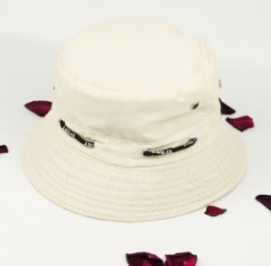 Custom High Quality Cotton Fashion Mens Bucket Hats pictures & photos