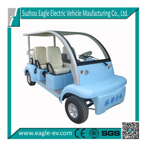 Electric People Mover, Battery Powered Personal Carrier, Eg6063ka pictures & photos