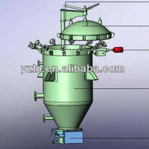 Leaf Filter Machinery for Edible, Palm, Chemical Indsutry Filter pictures & photos