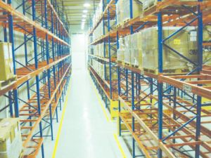 Warehouse Pallet Racking with High Quality Steel pictures & photos