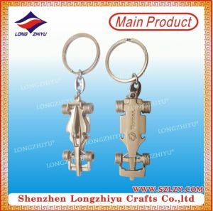 Factory Direct Sale Custom Metal Car Logo Keychain pictures & photos