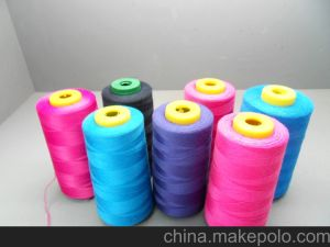 Colored Sewing Thread 40/3 Factory-Directed pictures & photos