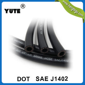 Rubber Hose 1/2 Inch Air Brake Hose with DOT Approved pictures & photos