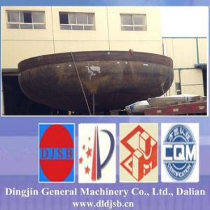 Cladding Plate Boiler Part Elliptical Head pictures & photos